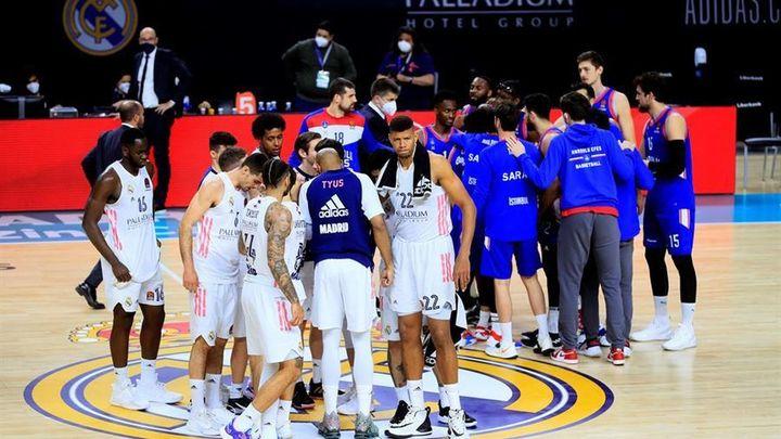 El Real Madrid, al borde del abismo en la Euroliga