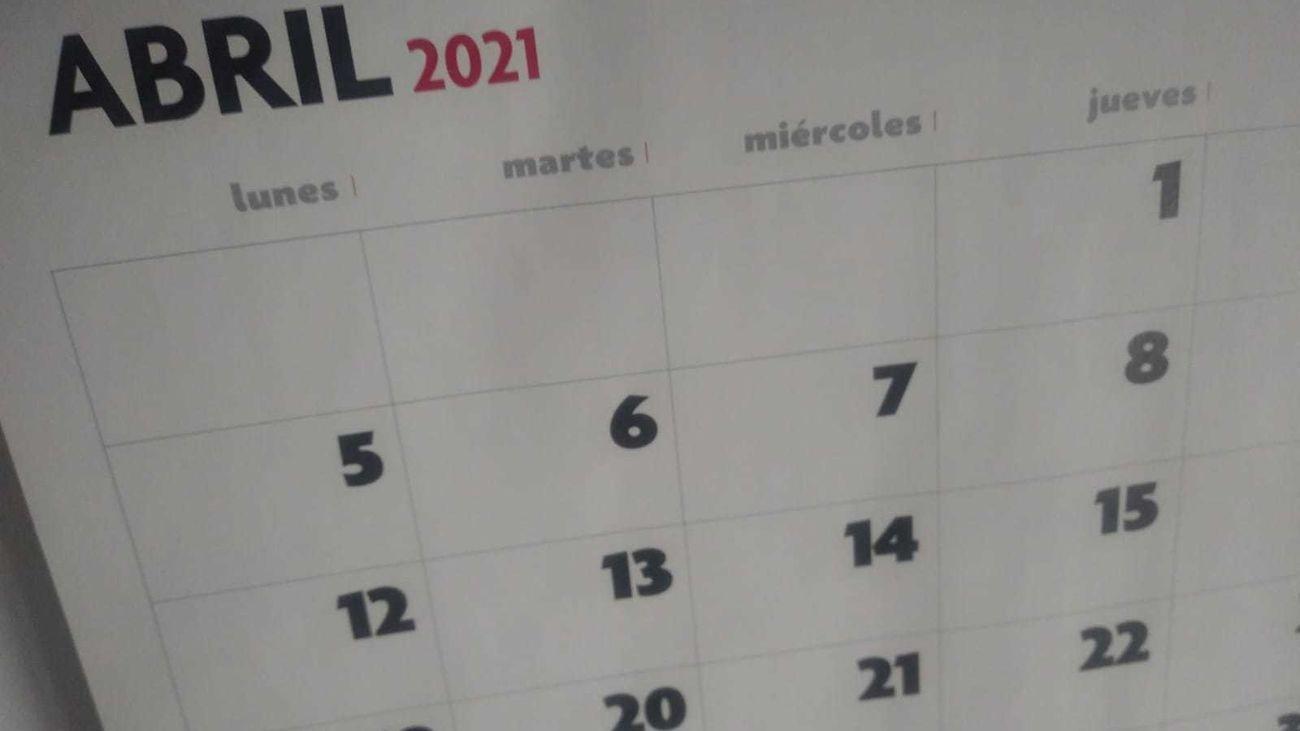 El calendario que debes conocer de las elecciones de Madrid
