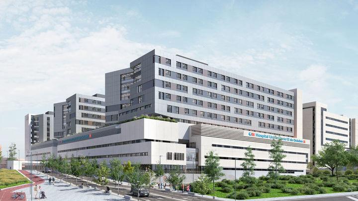 El hospital 12 de Octubre contará con un nuevo edificio de hospitalización con 740 habitaciones