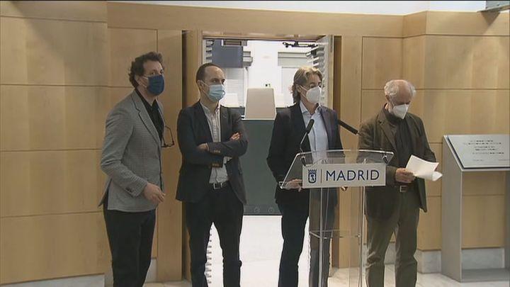 Los cuatro ediles escindidos de Más Madrid pasarán al grupo mixto en el Ayuntamiento