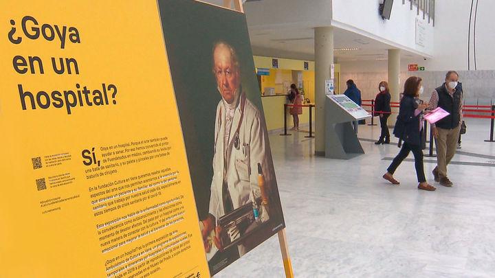 'Goya en un Hospital', el arte como aliado de la salud