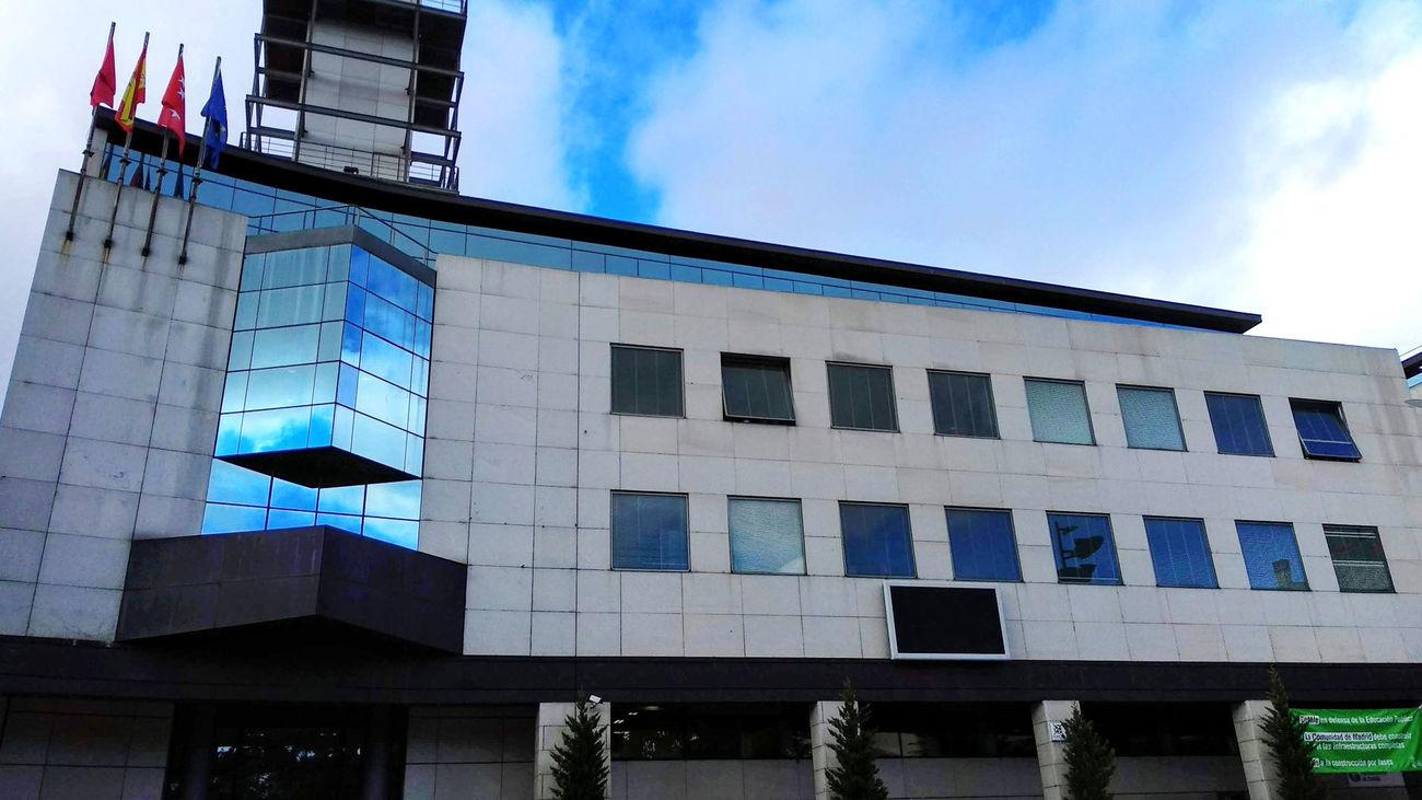 Sede del Ayuntamiento de Getafe
