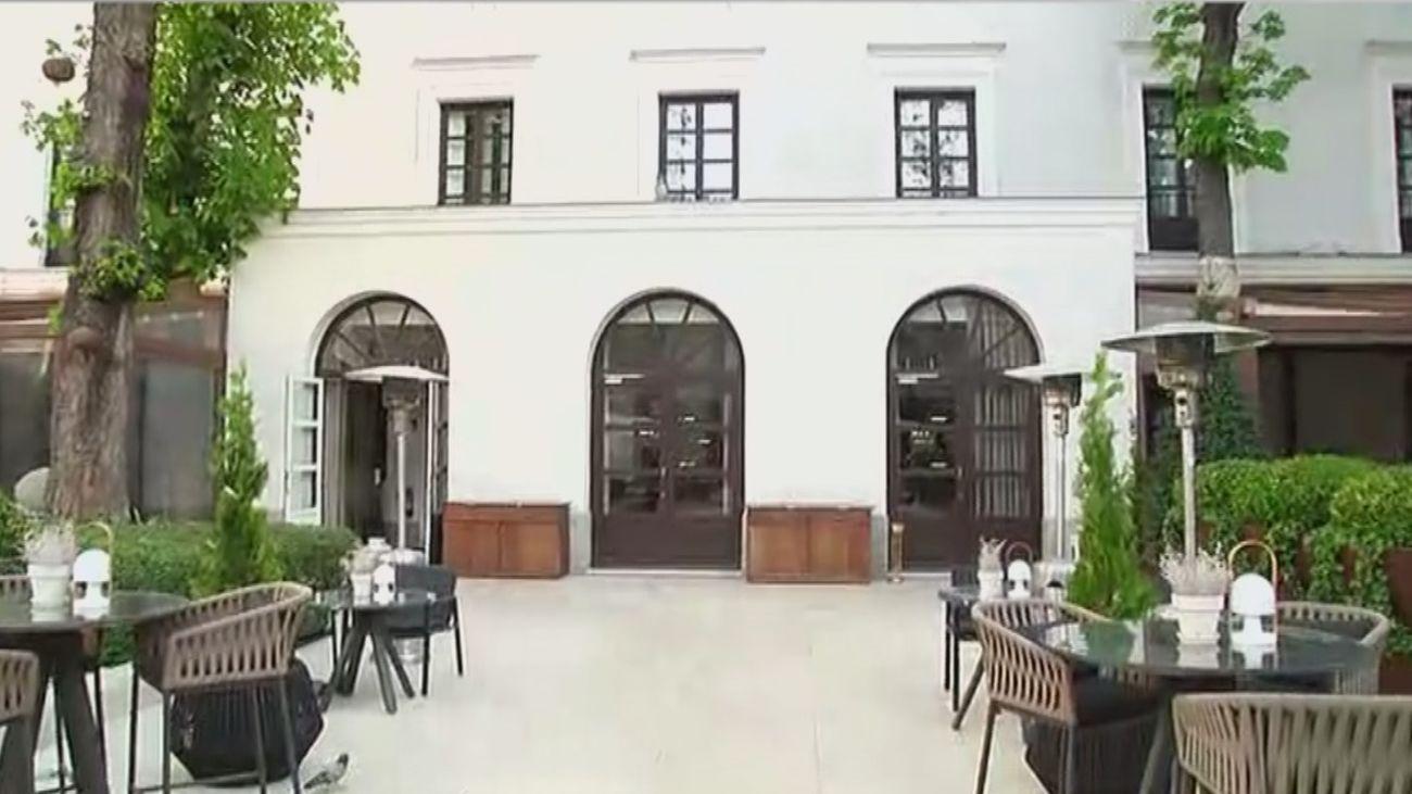 Un jardín secreto en el Madrid de los Austrias