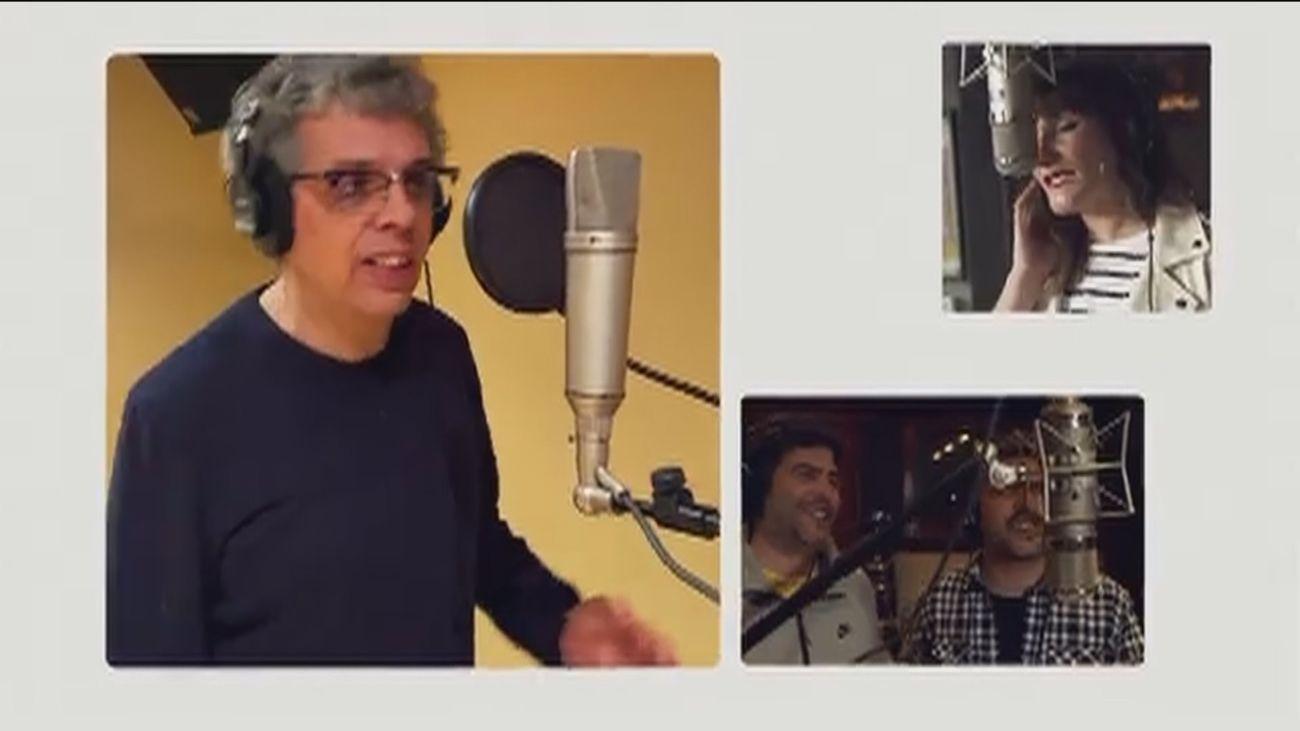 Artistas nacionales y latinos versionan el 'Pasaba por aquí' de Aute en el primer aniversario de su fallecimiento