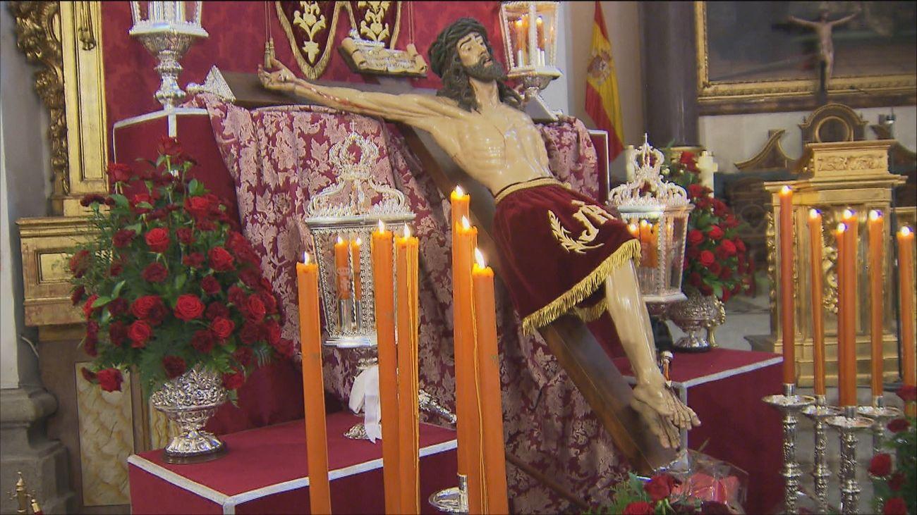 Viernes Santo sin procesiones por segundo año consecutivo a causa de la pandemia