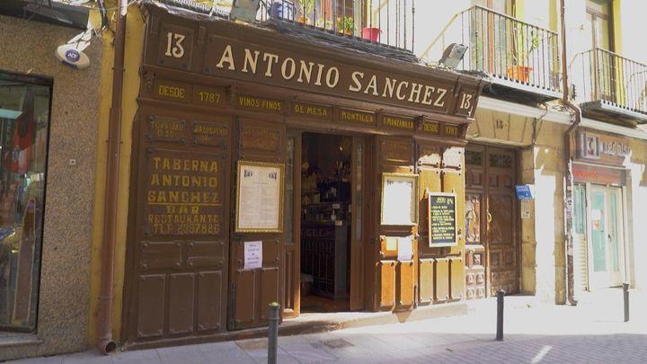 Las famosas torrijas de la taberna más antigua de Madrid