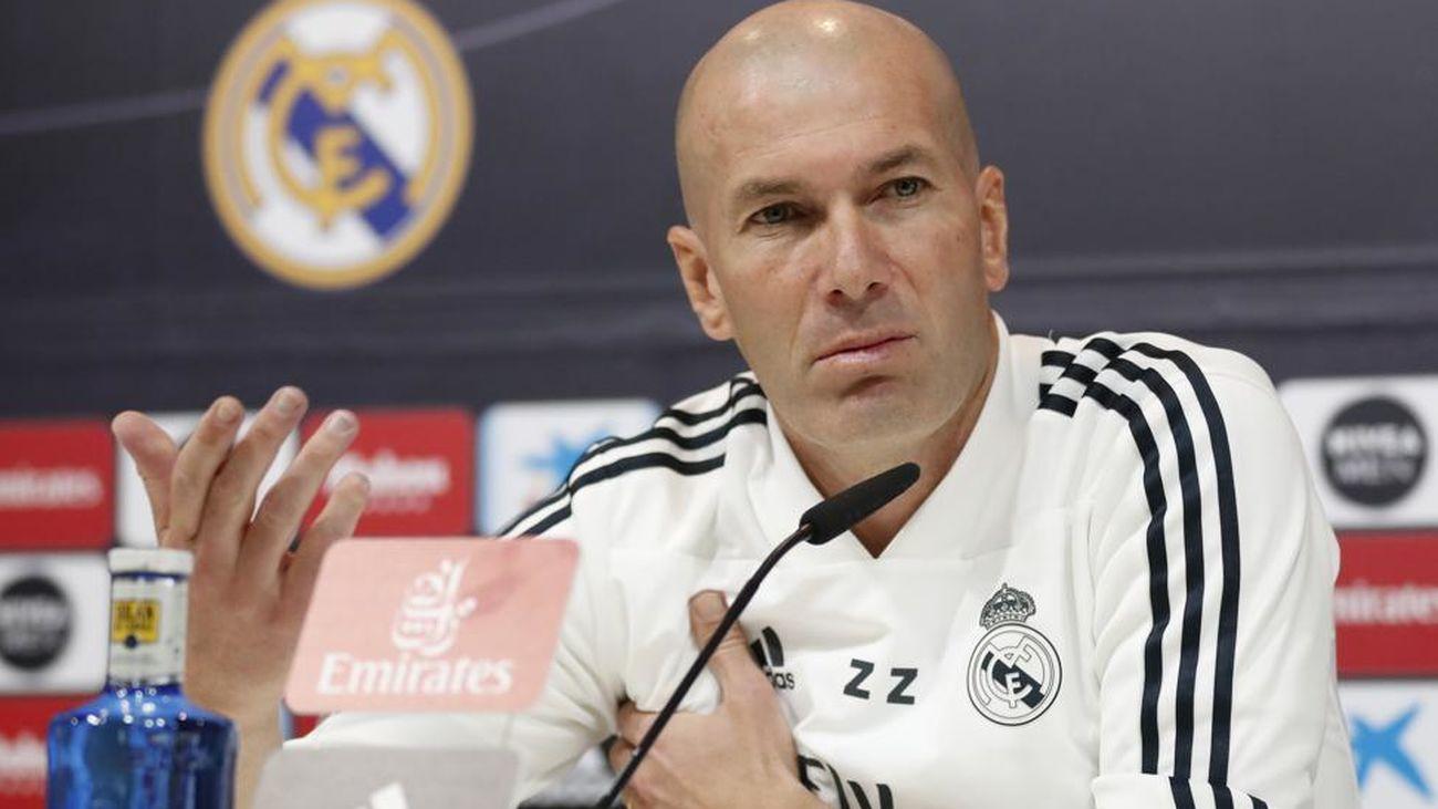 """Zidane: """"Nadie tiene la culpa de la lesión de Ramos"""""""