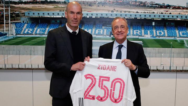 """Zidane: """"Hemos sufrido mucho y ahora hay que disfrutar"""""""