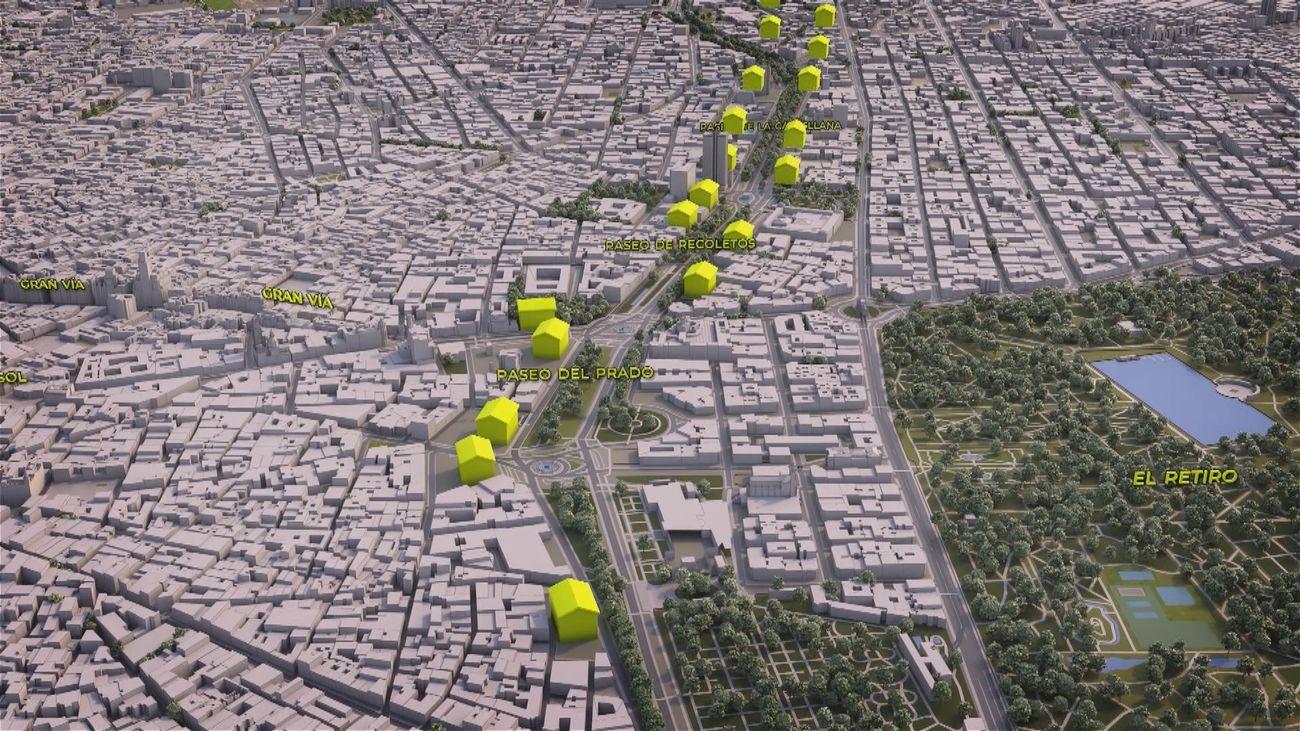 Desmontando Madrid: Madrid sin límites