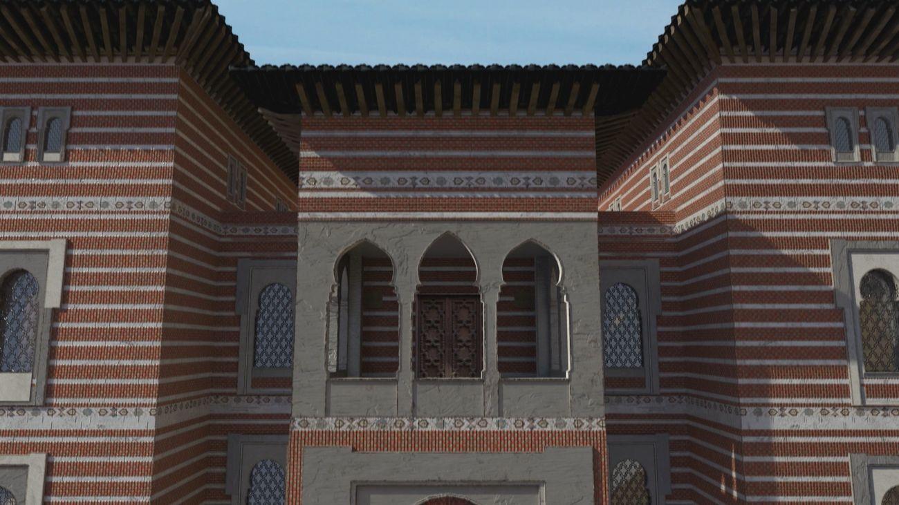 La Alhambra de Madrid