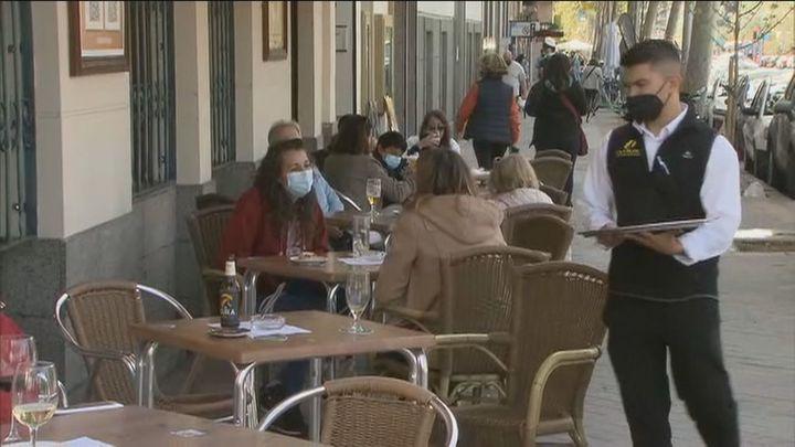 Aumenta hasta un 20% la facturación de la hostelería madrileña esta Semana Santa