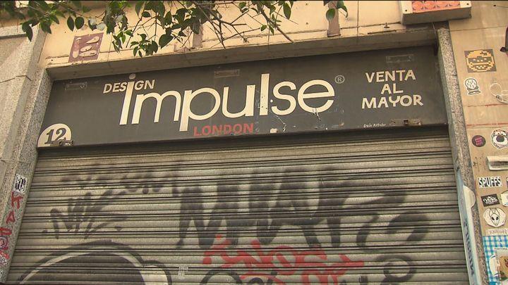 La pandemia da la puntilla a las tiendas de venta al por mayor de Tirso de Molina