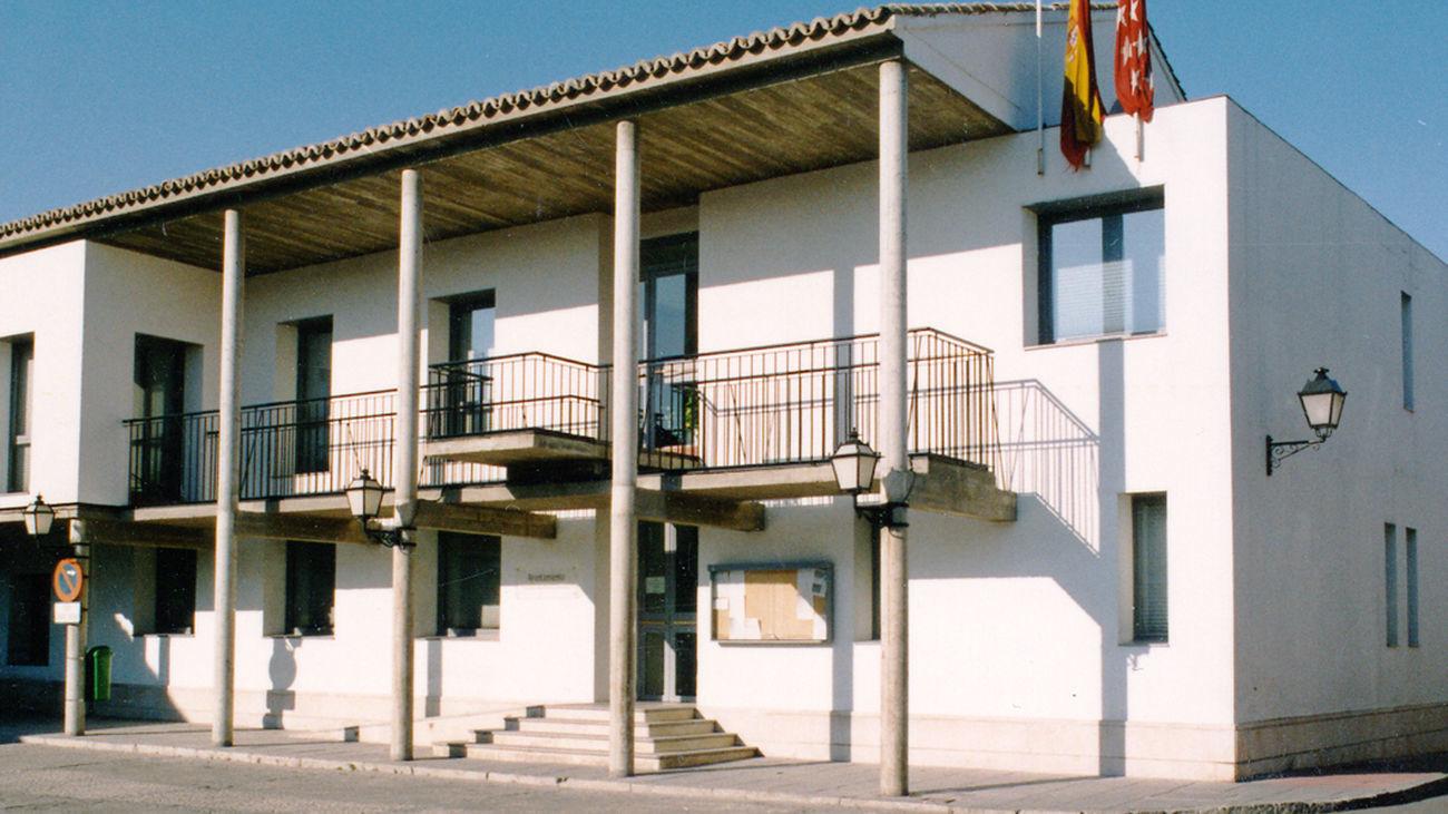 Fachada del ayuntamiento de Valdemoro