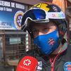 Una concentración reclama la continuidad de las tres pistas de esquí de Navacerrada