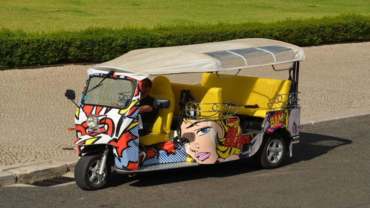 Tour en Tuk-Tuk por San Lorenzo de El Escorial