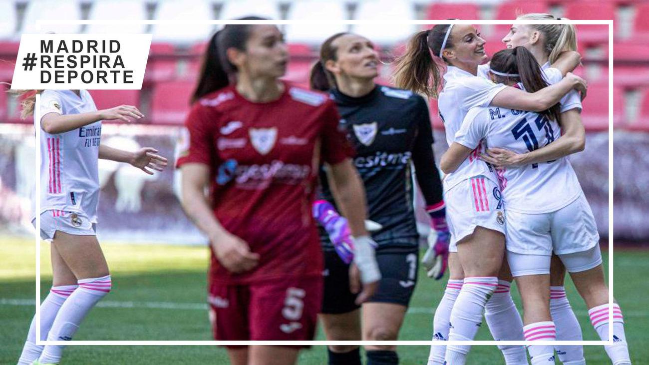 EDF Logroño - Real Madrid Femenino
