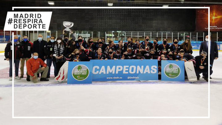 El Hockey Majadahonda conquista su décimo título de la Copa de la Reina