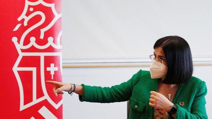 Se acelera la vacunación con la llegada de 1,2 millones de dosis de Pfizer