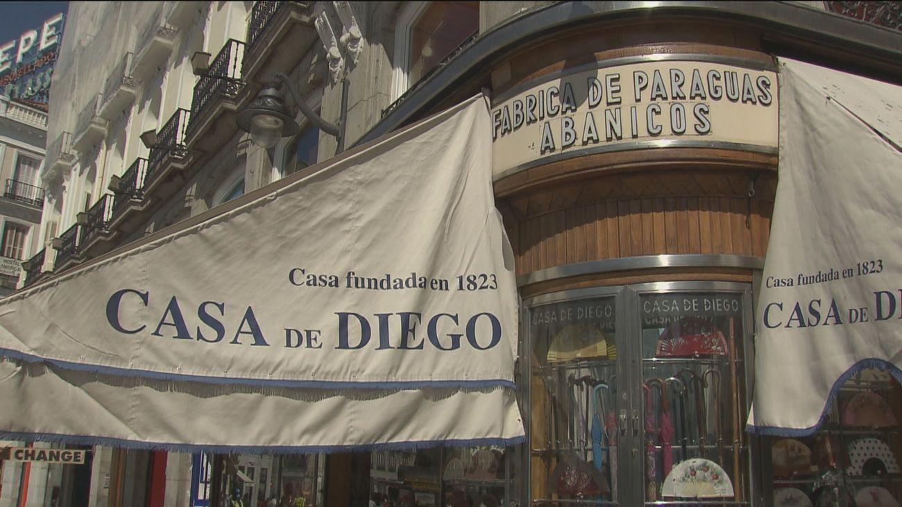 """Locales centenarios de Madrid, """"tesoros"""" de la ciudad"""