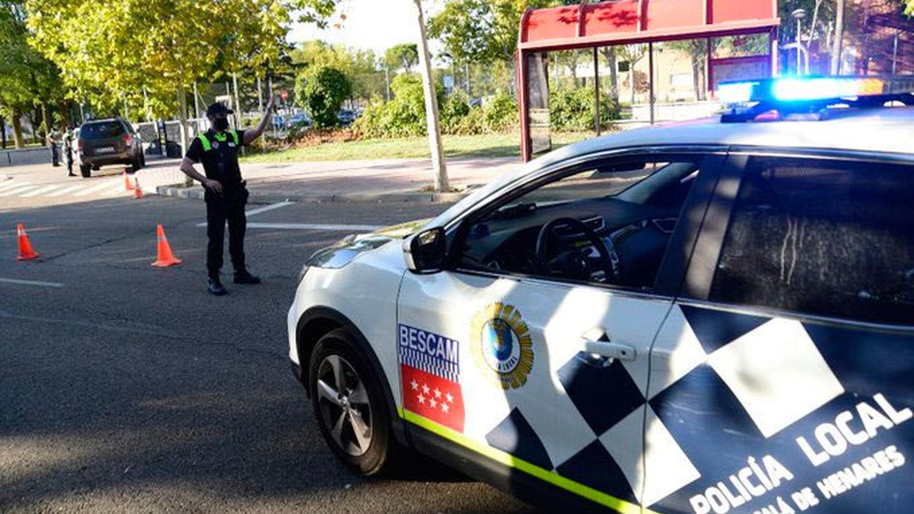 Policía Local de Alcalá de Henares