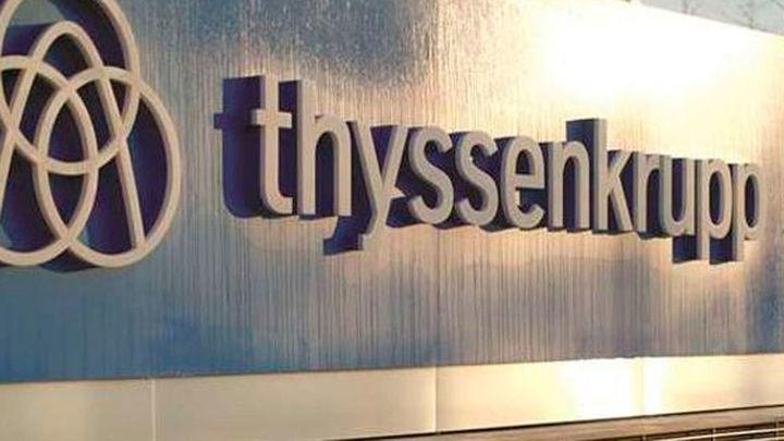 La plantilla de Thyssenkrupp en Móstoles inicia una huelga por unos despidos