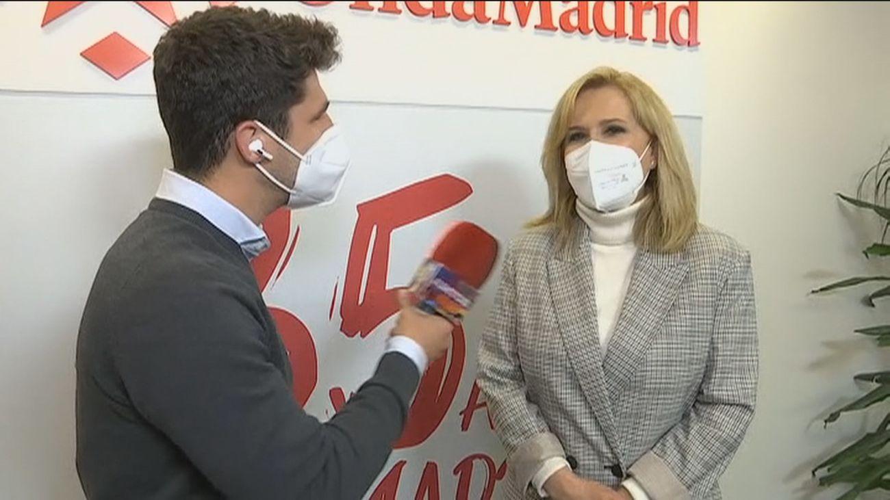 ¿Eran esperables las fuertes reacciones que sufrió Nieves Herrero tras vacunarse?