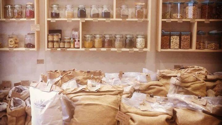 La Despensa de Cercedilla, la primera tienda de productos a granel de la Sierra de Guadarrama