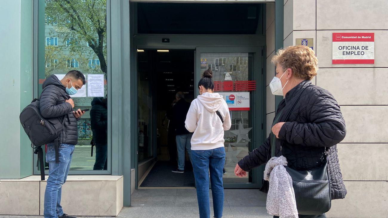 ¿ Qué ocurrirá con los 2.000 trabajadores contratados hasta el 30 de Junio para reforzar al SEPE?