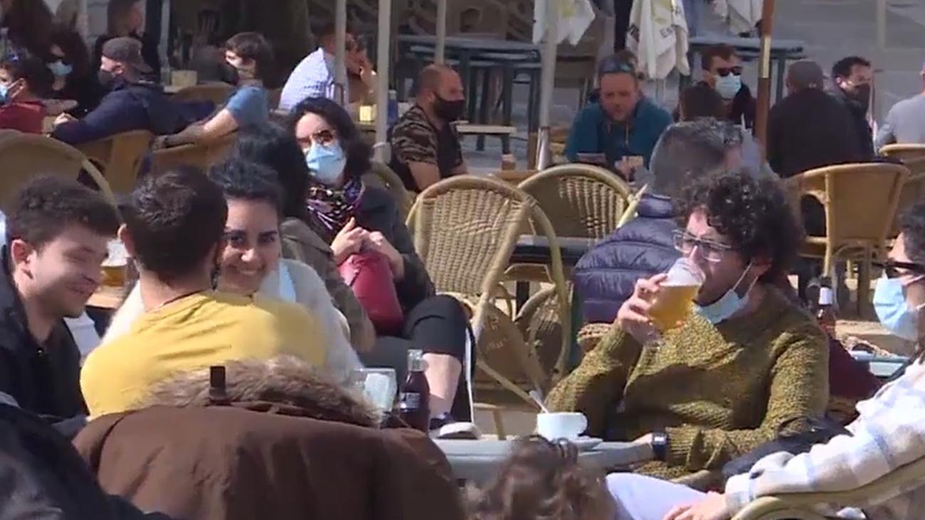 La Semana Santa compensa la mala racha de la hostelería madrileña