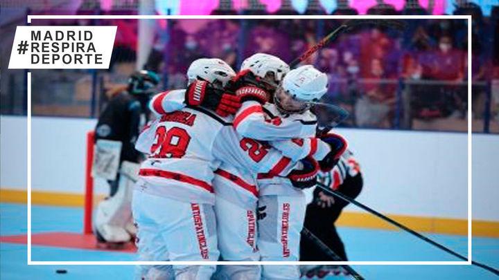 Tres Cantos disputará la final  de la liga femenina de hockey línea ante el Rubí