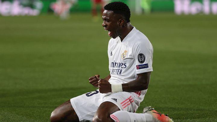 3-1. El Real Madrid de las grandes noches gana al Liverpool con un excelso Vinicius