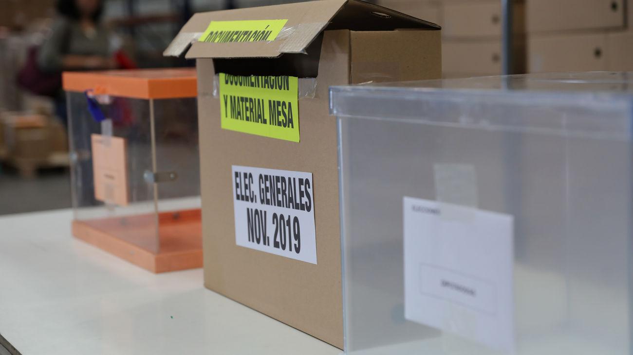 (( NO PUBLICAR )) Así votó Madrid en las 3 citas electorales de 2019
