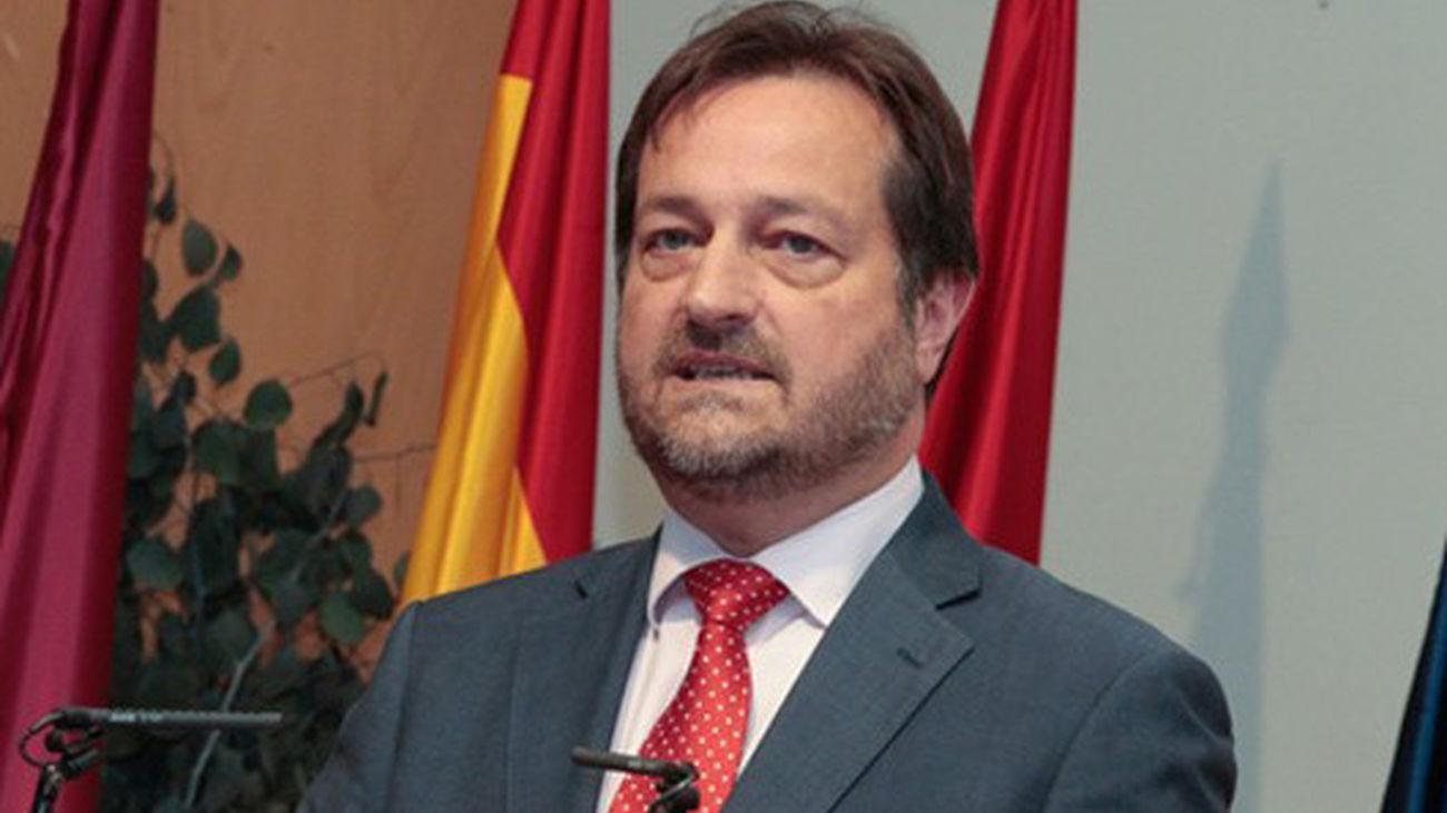 Fernando Prados, coordinador general del Hospital Enfermera Isabel Zendal