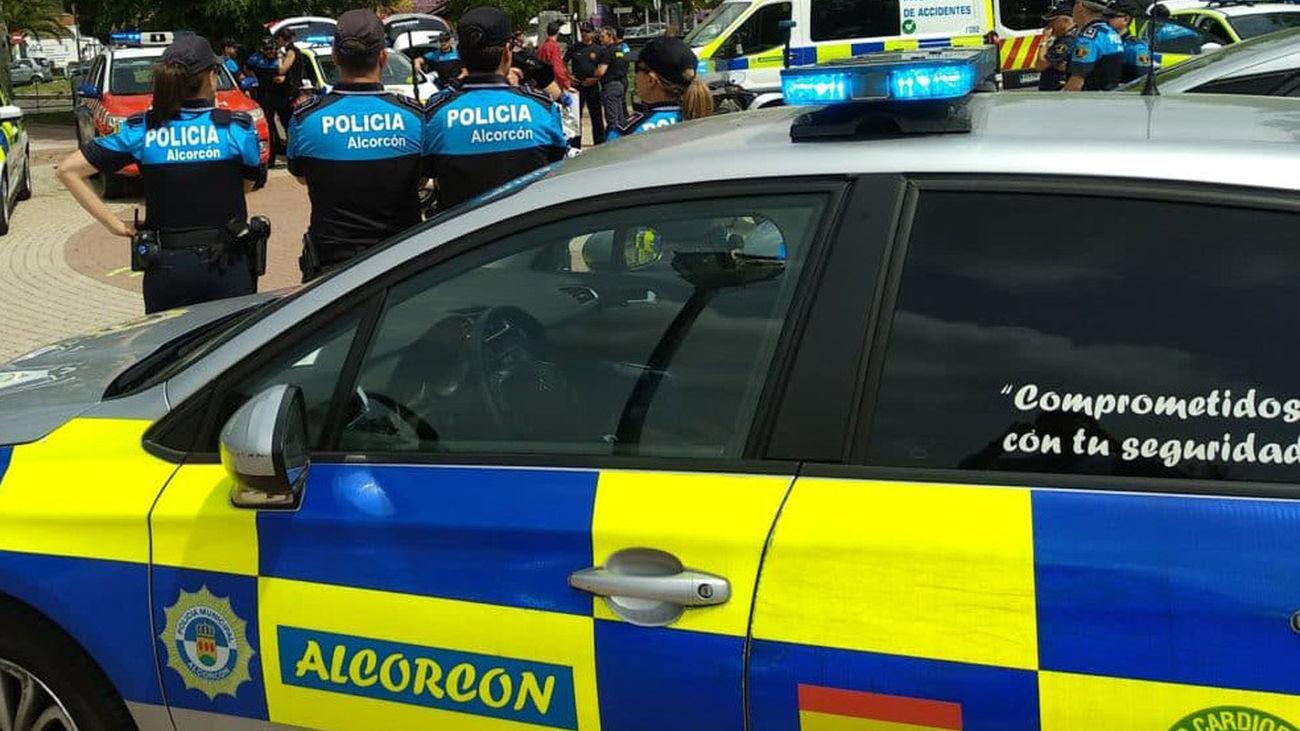Policía Municipal de Alcorcón