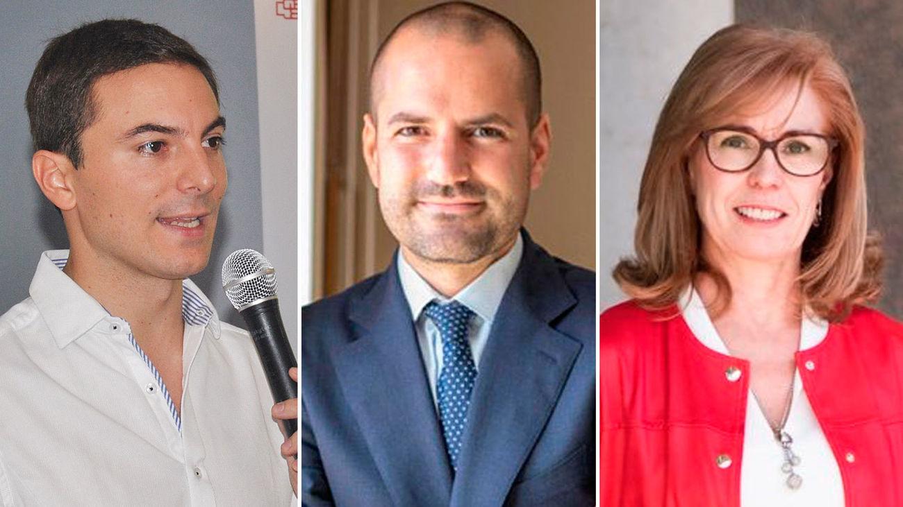 Turno de alcaldes en Com.Permiso: Juan Lobato, Álvarez Ustarroz yYolanda Sanz