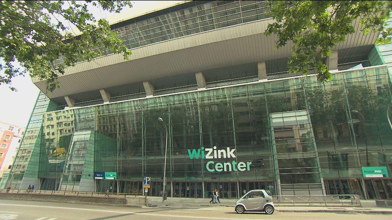 La vacunación en el Wizink Center  arrancará este viernes o sábado