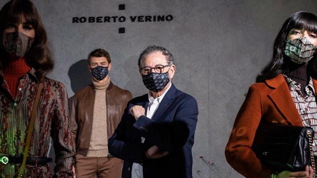 Roberto Verino, uno de los mejores diseñadores de España