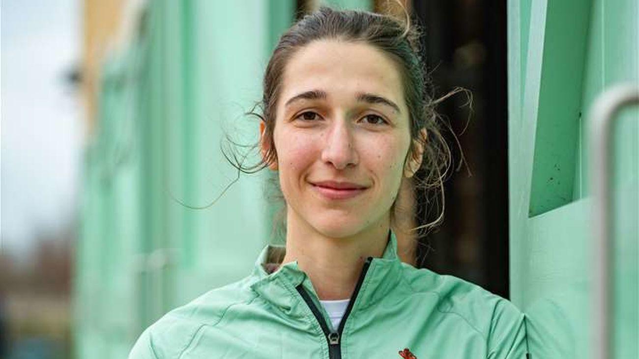 Adriana Pérez, una madrileña ganadora de la Oxford - Cambridge