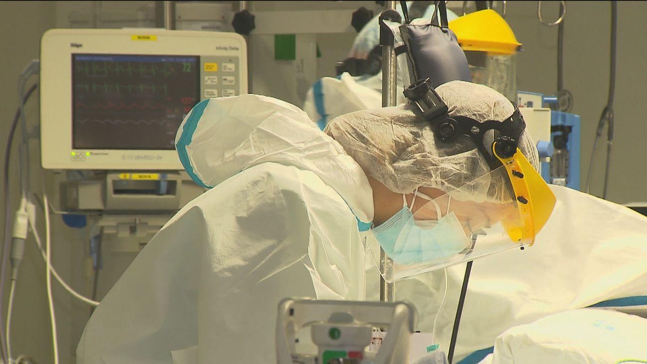 España registra 8.788 nuevos contagios y 126 muertes por Covid-19