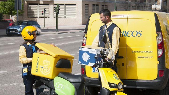 Correos refuerza el dispositivo de las elecciones en Madrid con casi mil trabajadores más