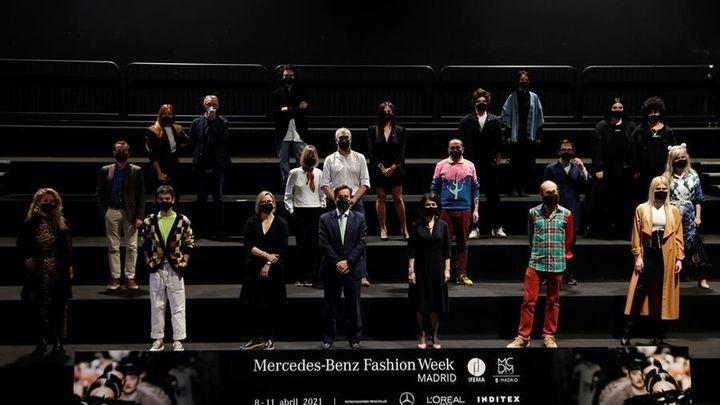 Nos colamos en el backstage de la Madrid Fashion Week