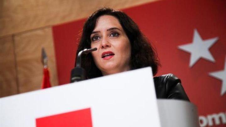Madrid no se plantea suspender la vacunación con AstraZeneca
