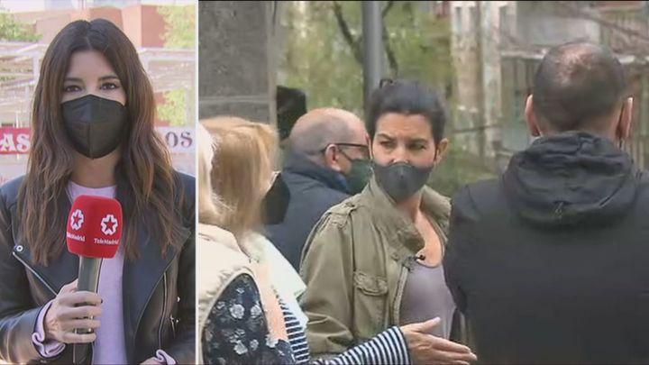 Vox pide protección para el arranque de su campaña electoral en Vallecas