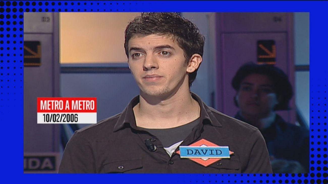 La primera vez de David Broncano en televisión: así fue su paso por Telemadrid