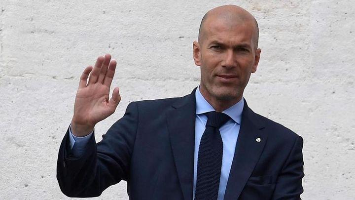 Zidane piensa en irse del Real Madrid al final de temporada