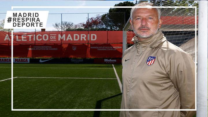 Antonio Rivas, nuevo técnico del Atlético B hasta final de temporada
