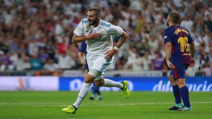 Benzema y su cuenta pendiente en los clásicos