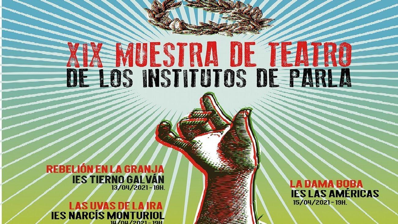 Parla retoma la representación de tres obras de teatro de institutos de la ciudad con medidas Covid