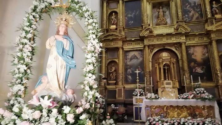 Algete suspende su fiesta local de la Virgen de las Flores a finales de mayo