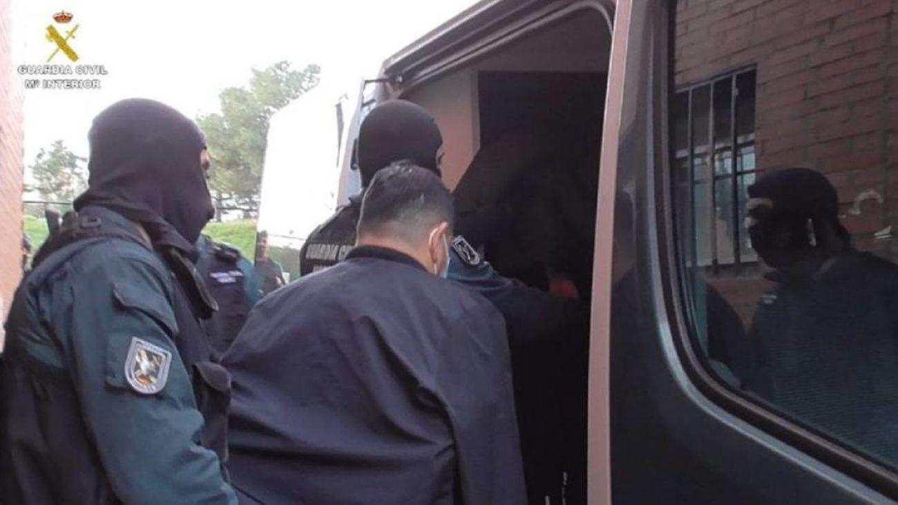Detenida una banda especializada en robos en viviendas de Toledo y Madrid
